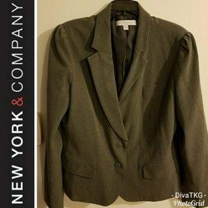 Grey Blazer size 18
